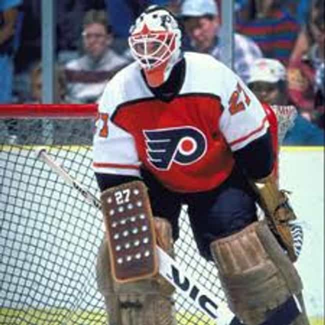 Ron Hextall is listed (or ranked) 4 on the list The Most Violent Enforcers in NHL History