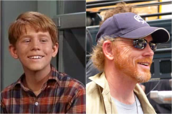 Ron Howard is listed (or ranked) 1 on the list Child Actors Who Continued Their Showbiz Careers Behind The Camera