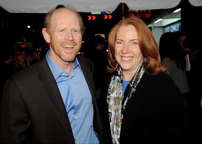 Ron Howard is listed (or ranked) 4 on the list 19 Famous Couples Who Were High School Sweethearts