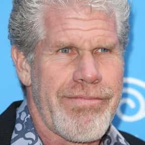 Ron Perlman is listed (or ranked) 8 on the list Golden Apple Most Cooperative Actor