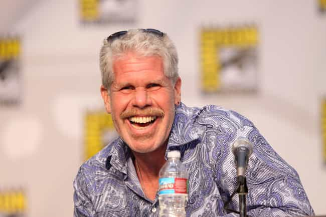 Ron Perlman is listed (or ranked) 2 on the list 30 Amazing Actors Who Could Play Cable