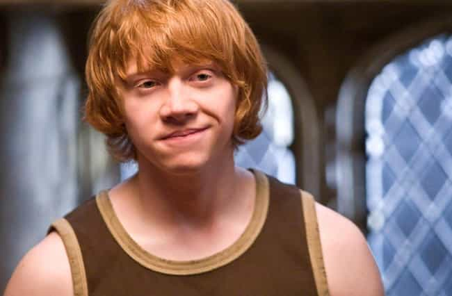 Ronald Weasley is listed (or ranked) 2 on the list Which Harry Potter Character Are You, According To Your Zodiac Sign?