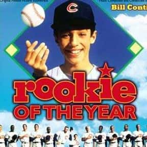 Rookie of the Year is listed (or ranked) 20 on the list The All-Time Best Baseball Films