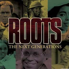 Roots: The Next Generations is listed (or ranked) 12 on the list The Greatest TV Shows Set in the '50s