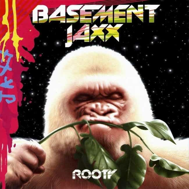 Rooty is listed (or ranked) 3 on the list The Best Basement Jaxx Albums, Ranked