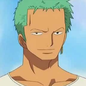 Roronoa Zoro is listed (or ranked) 1 on the list The Greatest Anime Characters With Green Hair