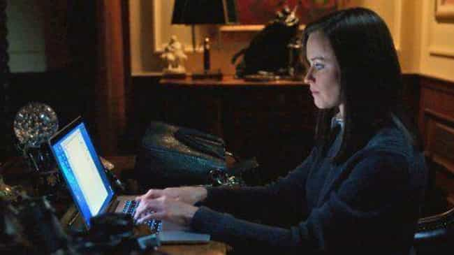 Rory Gilmore is listed (or ranked) 3 on the list 18 Fictional Writers Who Are Obviously Terrible At Writing