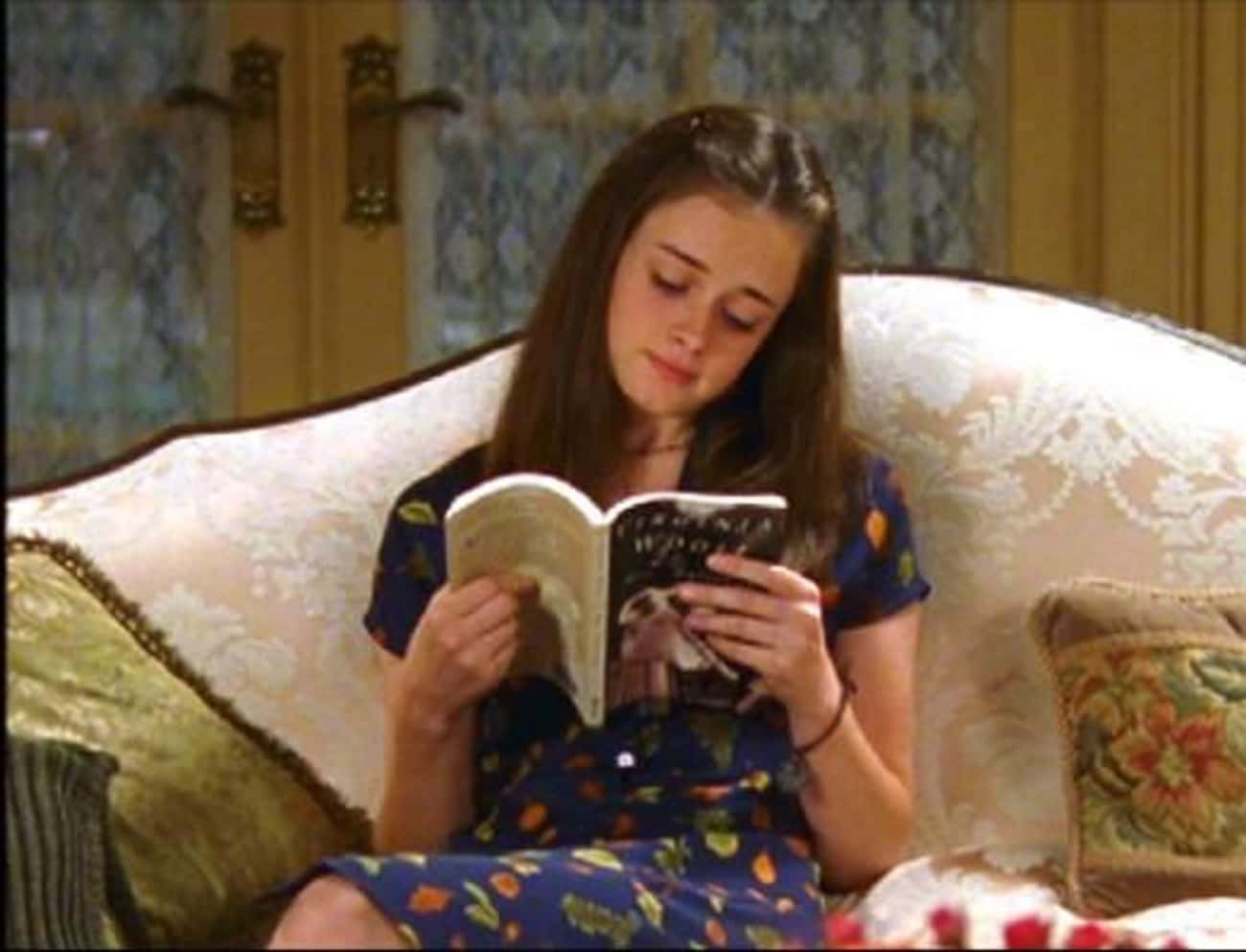 Rory Gilmore is listed (or ranked) 4 on the list The Most Beloved Fictional Bookworms