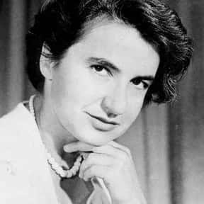 Rosalind Franklin is listed (or ranked) 21 on the list Famous People Buried in United Kingdom
