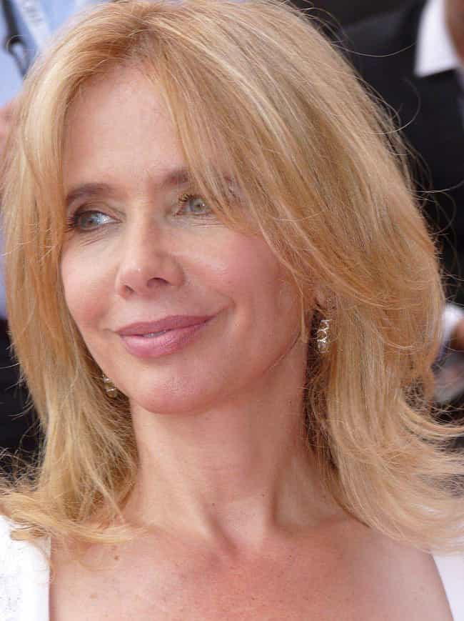 Rosanna Arquette is listed (or ranked) 2 on the list Paul McCartney Relationship History