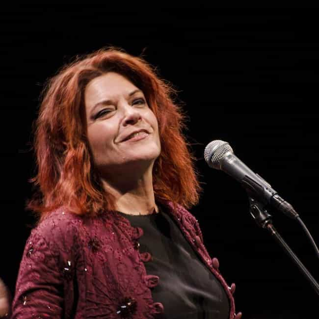 Rosanne Cash is listed (or ranked) 1 on the list Country Singers Who Are Catholic