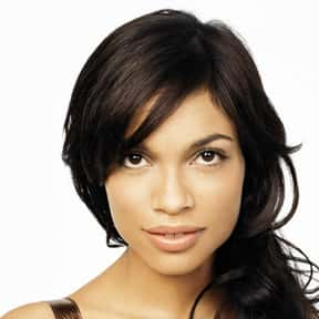 Rosario Dawson is listed (or ranked) 6 on the list The Best Hispanic Actresses of All Time