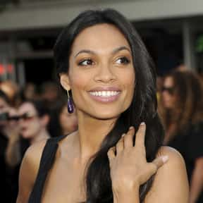 Rosario Dawson is listed (or ranked) 22 on the list The Greatest Black Actresses of All Time