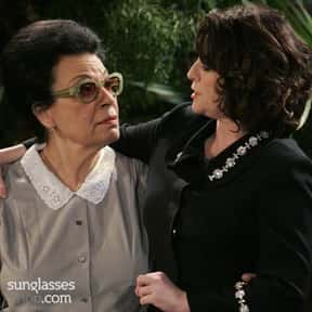 Rosario Salazar is listed (or ranked) 3 on the list The Best Characters on Will & Grace, Ranked