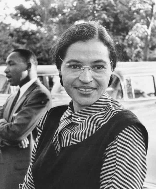 Rosa Parks is listed (or ranked) 1 on the list Cherished Recipes From History's Most Famous Figures
