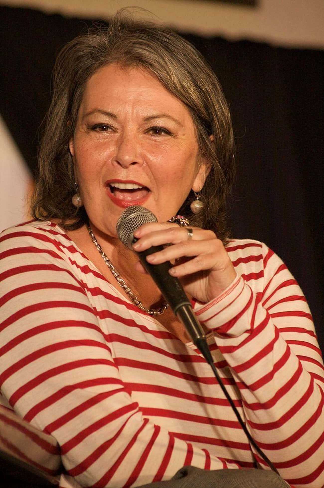 Roseanne Barr is listed (or ranked) 4 on the list Famous Teenage Mothers