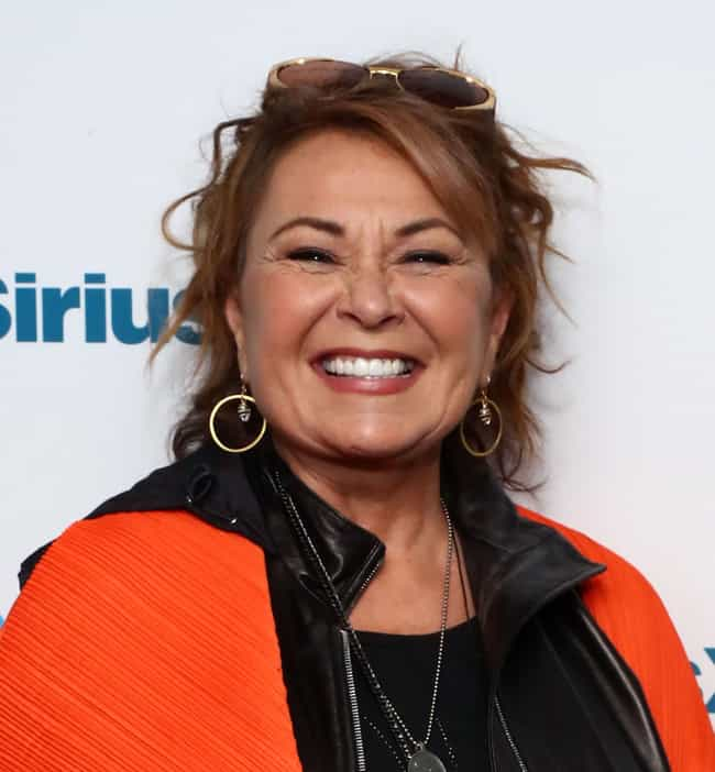 Roseanne Barr is listed (or ranked) 3 on the list These Celebrities Have Been Caught Being More Than Just A Little Racist