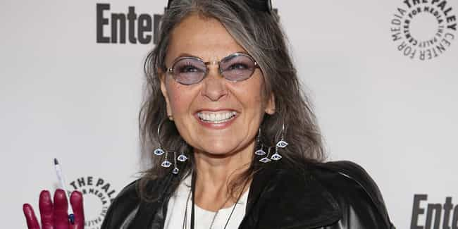 Roseanne Barr is listed (or ranked) 7 on the list Celebrities Who Survived Sexual Abuse