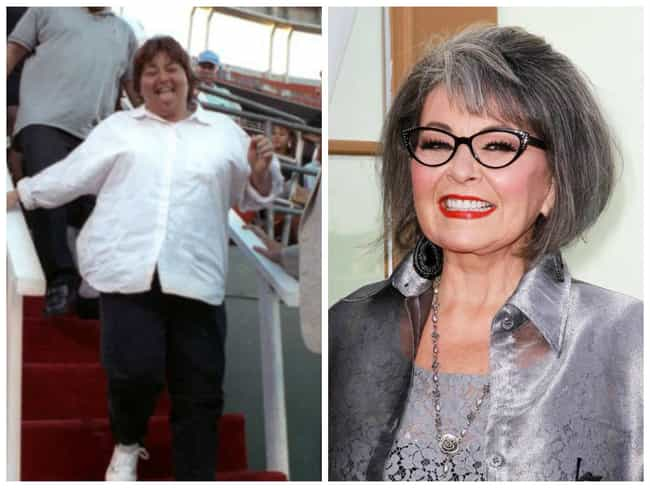 Roseanne Barr is listed (or ranked) 4 on the list 35+ Celebrities Who Had Weight Loss Surgery