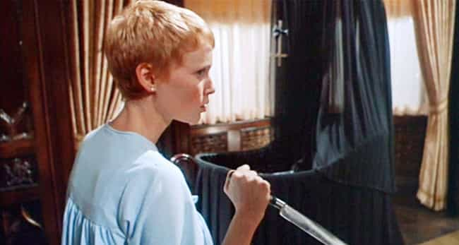 Rosemary's Baby is listed (or ranked) 4 on the list The Most Infamous Cursed Movies Of All Time