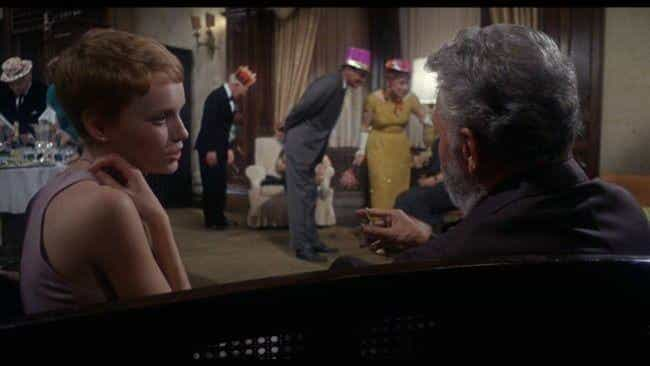 Rosemary's Baby is listed (or ranked) 1 on the list Horror Movies Set Around New Year's