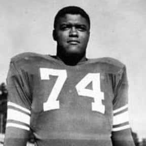 Rosey Grier is listed (or ranked) 12 on the list The Greatest Defensive Tackles of All Time