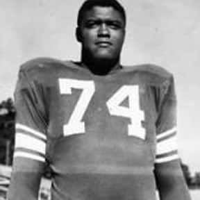 Rosey Grier is listed (or ranked) 17 on the list The Best Los Angeles Rams of All Time