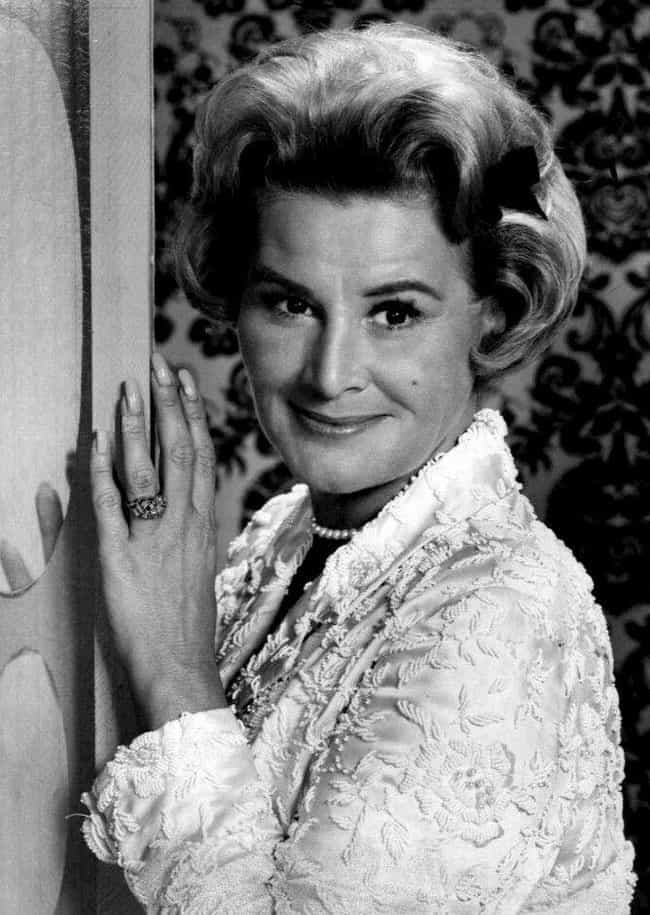 Rose Marie is listed (or ranked) 3 on the list Celebrities Who Died in 2017