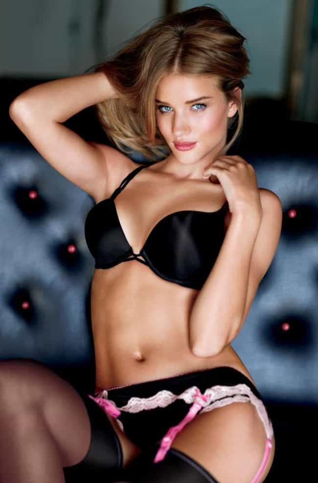 Rosie Huntington-Whiteley is listed (or ranked) 3 on the list The Top 21 Most Beautiful British Celebrities
