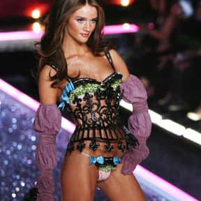 Rosie Huntington-Whiteley is listed (or ranked) 6 on the list Victoria's Secret's Most Stunning Models, Ranked