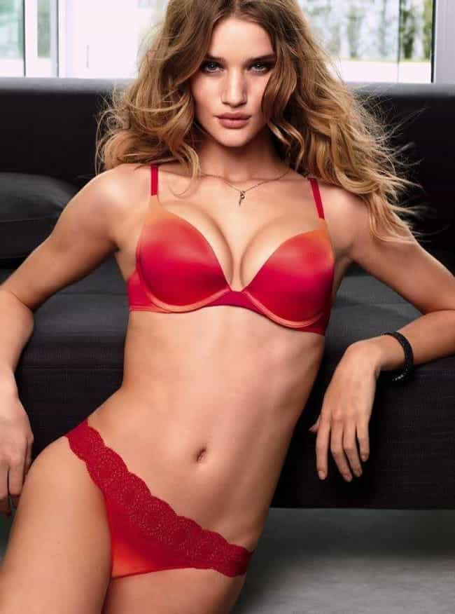 Rosie Huntington-Whiteley is listed (or ranked) 3 on the list The Hottest English Fashion Models