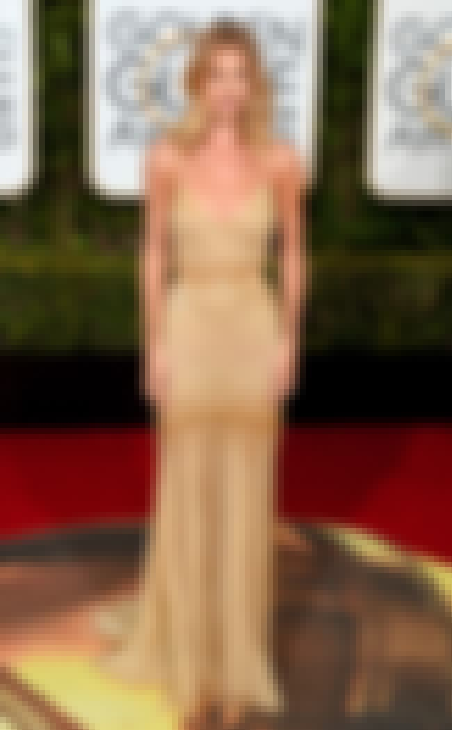 Rosie Huntington-Whiteley is listed (or ranked) 2 on the list The Most Cringeworthy Looks at the 2016 Golden Globes