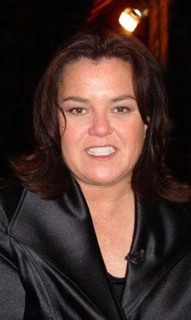 Rosie O'Donnell is listed (or ranked) 2 on the list The Top 10 Coolest Ways Famous Lesbians Came Out