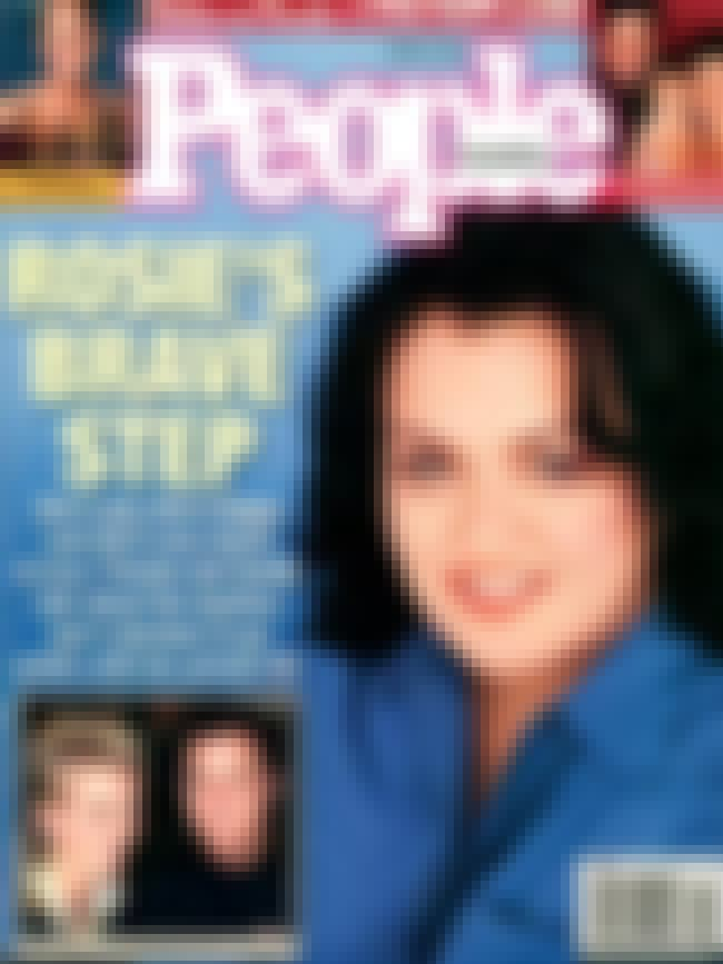 Rosie O'Donnell is listed (or ranked) 4 on the list 37 Gay Stars Who Came Out to the Media