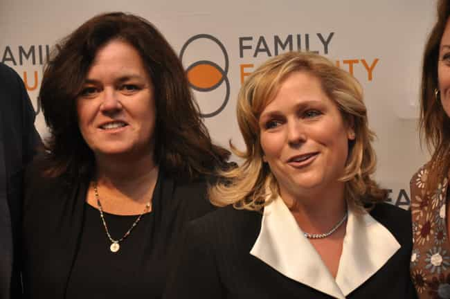 Rosie O'Donnell is listed (or ranked) 3 on the list 26 Famous Gay People Who Fight for Human Rights