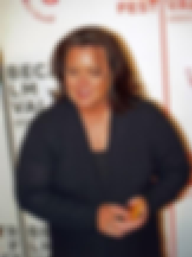 Rosie O'Donnell is listed (or ranked) 7 on the list The Most Successful Obese Americans