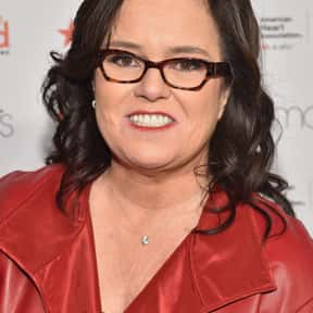 Rosie O'Donnell is listed (or ranked) 3 on the list Famous Boston University Alumni