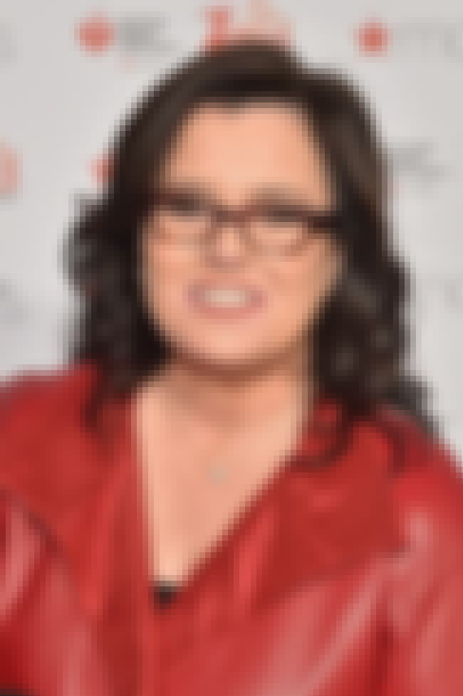 Rosie O'Donnell is listed (or ranked) 1 on the list List of Famous Editors