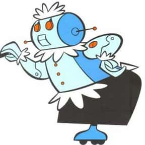 Rosie the Robot Maid is listed (or ranked) 14 on the list The Cutest Robots In Movies And TV, Ranked