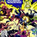 Avengers West Coast is listed (or ranked) 9 on the list The Best Avengers Versions Of All Time