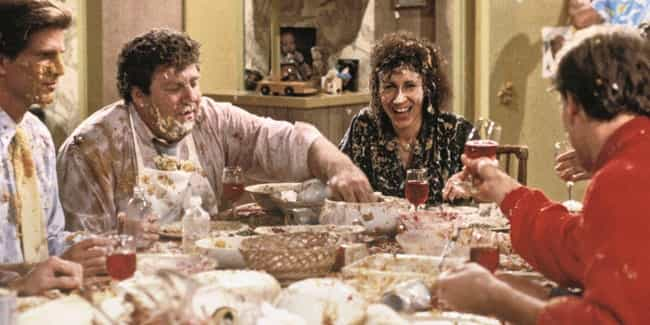 Thanksgiving Orphans is listed (or ranked) 3 on the list The Best Thanksgiving Episodes In Sitcoms
