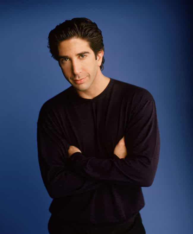 """Ross Geller is listed (or ranked) 2 on the list TV """"Nice Guys"""" Who Are Horrible Human Beings In Disguise"""