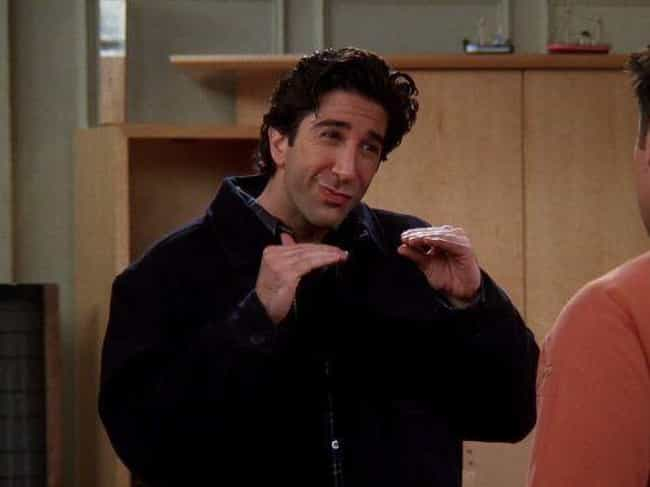 Ross Geller is listed (or ranked) 1 on the list TV Characters You Loved At First Watch, Then Slowly Realized Were The Worst