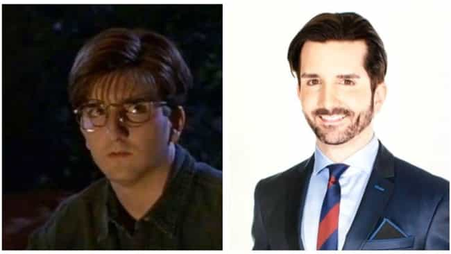 Ross Hull is listed (or ranked) 2 on the list The Midnight Society From 'Are You Afraid Of The Dark?' - Where Are They Now