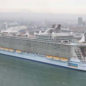 Royal Caribbean International is listed (or ranked) 7 on the list The Best European Cruise Lines