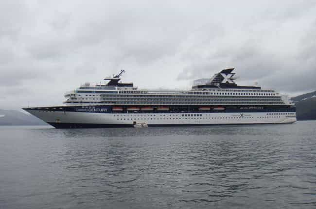 Royal Caribbean Internat... is listed (or ranked) 4 on the list The Best Alaska Cruise Lines