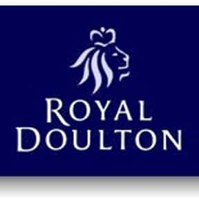 Royal Doulton is listed (or ranked) 6 on the list The Best Dinnerware Brands