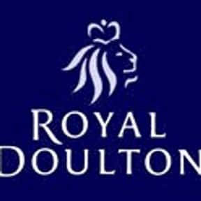 Royal Doulton is listed (or ranked) 4 on the list The Best Fine China Brands