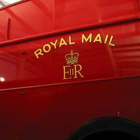 Royal Mail is listed (or ranked) 11 on the list The Most Quintessential British Brands