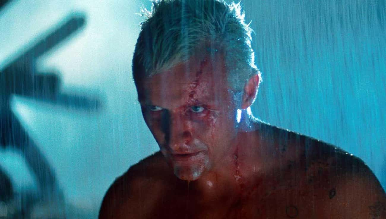 Roy Batty, the Cyborg Leader f is listed (or ranked) 3 on the list 29 Movie Villains Who Were Probably Right All Along